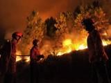 Огнена стихия вилнее в Калифорния