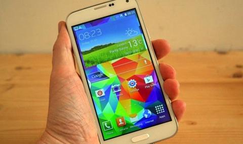 менте на Samsung Galaxy S5
