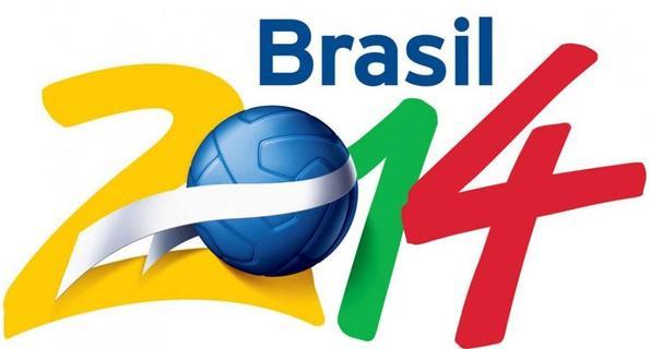 Световното по футбол в Бразилия