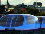 градски транспорт, движещ се по вода