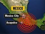 Силно земетресение удари Мексико Сити и Акапулко