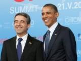 Плевнелиев и Обама
