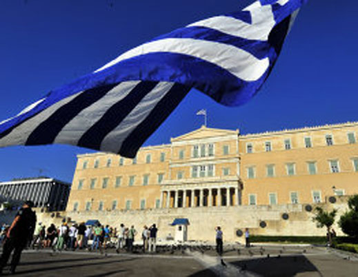 кабинета в Гърция