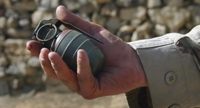 граната по банков клон в Шумен