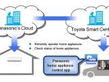 Picture: Toyota и Panasonic свързват колата с хладилника