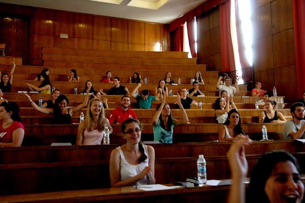 Кандидат - студентски изпит по история