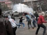 Сблъсъци в Косовска Митровица