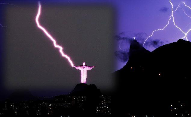 Рио де Жанейро остана на тъмно за 3 часа