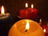 парафинови свещи