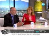 Picture: ТВ хит: Соня Колтуклиева размаза Червен Кольо в ефир