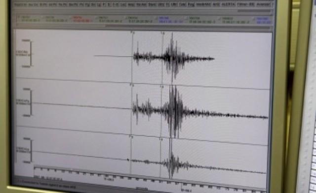 Земетресение с магнитуд 8.0 разлюля Аляска