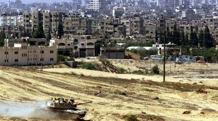 12 часа мир по ивицата Газа