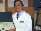 Picture: Български лекар получи сертификат за върхови постижения на НАСА