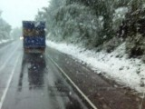 В Челябинск заваля сняг