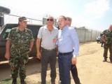 Picture: Валентин Радев: От защитното съоръжение на българо-турската граница са изградени едва 53 процента