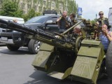 Picture: Военно положение в източна Украйна