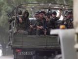 Picture: Над 30 души загинаха при тежък удар на бунтовниците в Украйна