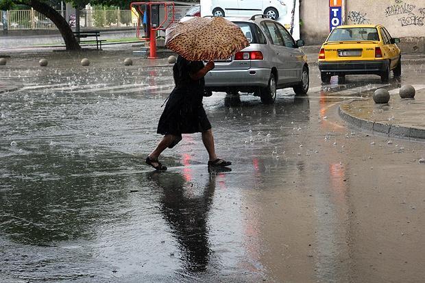 опасни валежи