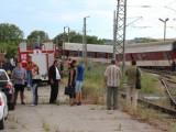 Picture: Дерайлиралият влак СОФИЯ - ВАРНА, се движел с непозволено висока скорост
