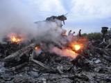 Picture: Издирването на останки от малайзийския боинг край Донецк спира