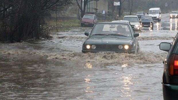Бедствено положение в западна България заради пороите