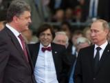 Picture: Срещата между Путин и Порошенко без развръзка
