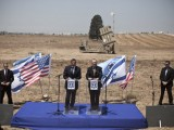 САЩ подкрепя военната мощ на Израел