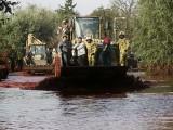 Украйна е застрашена от екологична катастрофа