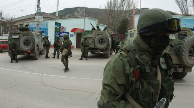 НАТО: Русия се готви за военна интервенция в Украйна