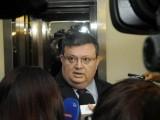 Picture: Сотир Цацаров се засегнал от Иван Костов