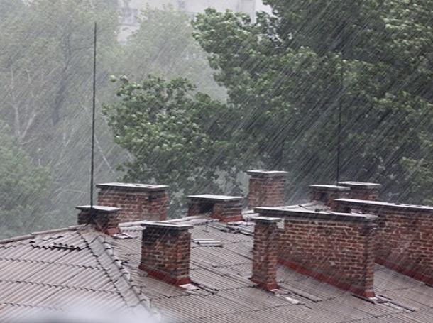 Оранжев код за проливни дъждове