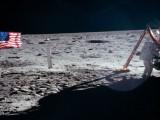 американско кацане на луната