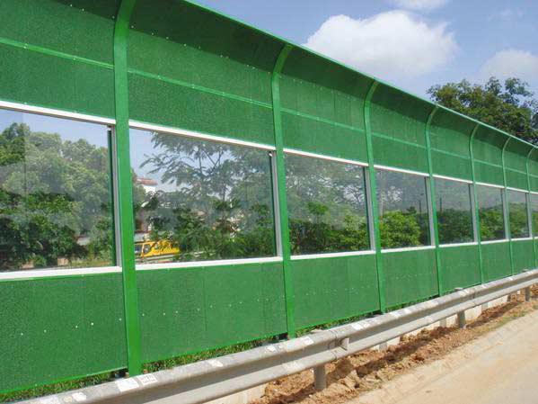 шумозащитни бариери
