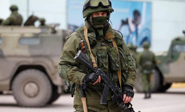 Кримско – Украинската граница