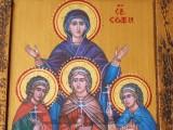 Денят на София, честваме Вяра, Надежда и Любов