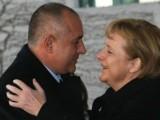 Picture: Меркел: Борисов и ГЕРБ ще осигурят икономическа стабилност