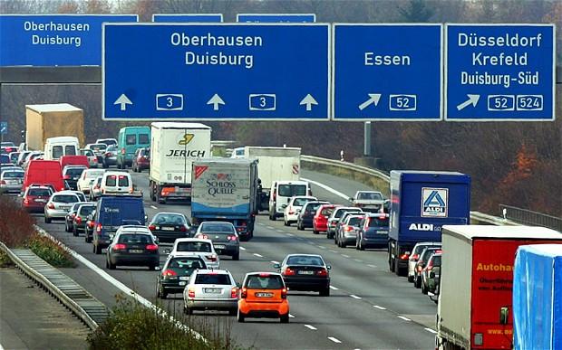 Германия ще въвежда пътна такса