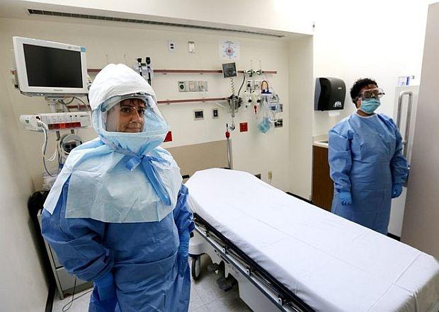 Ебола в Ню Йорк