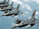 F-16 на турските ВВС