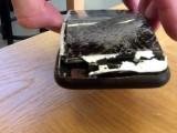 Picture: Ужас! iPhone 6 подпали собственика си