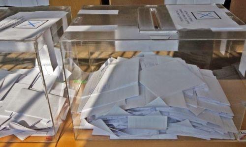 изборите в Украйна