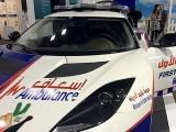 Picture: Най – бързата линейка в света – в Дубай