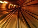 подземен тунел между източна и западна Германия