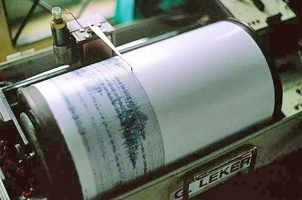 Земетресение събуди Гърция