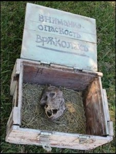 Върколаци в Македония?