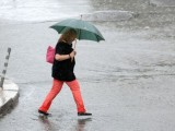 Picture: Червен код за дъжд и гръмотевици на границата ни с Гърция