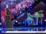 Picture: Крисия стана втора на Детската Евровизия