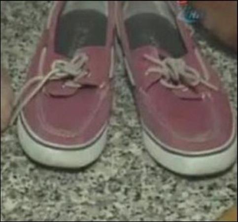 Опасни китайски обувки