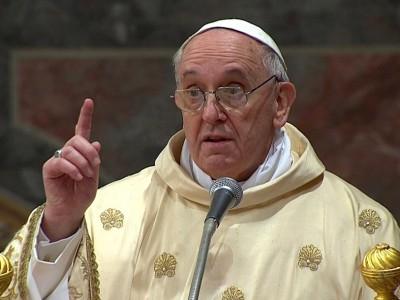 Папа Франциск призова