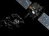 Picture: Робот кацна на комета – ще изследва ядрото й